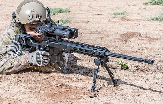 10 اسلحه تک تیرانداز مرگبار جهان