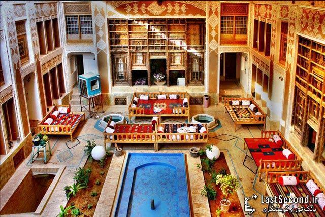 هتل ملک التجار یزد (تخفیف ویژه اعضاء سایت)