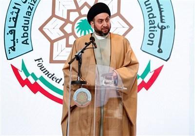 عراق، تاکید حکیم بر پایبندی رهنمودهای مرجعیت و تسریع در انتخاب نخست وزیر جدید