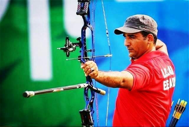 مدال برنز تیم میکس کامپوند ایران در کاپ آسیا