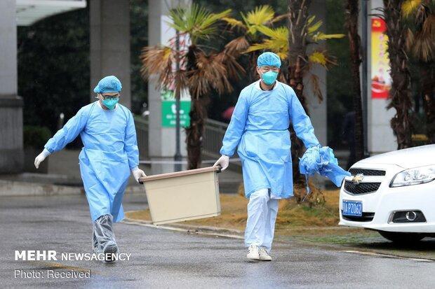 چین 11 میلیون نفر را قرنطینه کرد