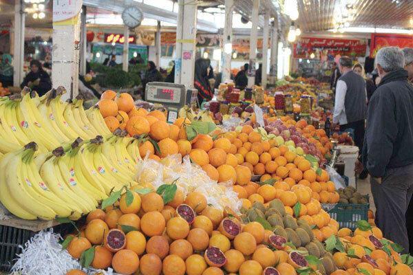 گرانی میوه در 24 استان