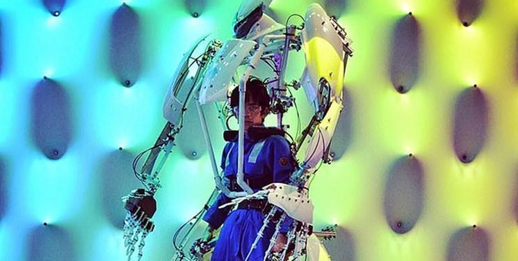 کت شلوار رباتیک ساخته شد