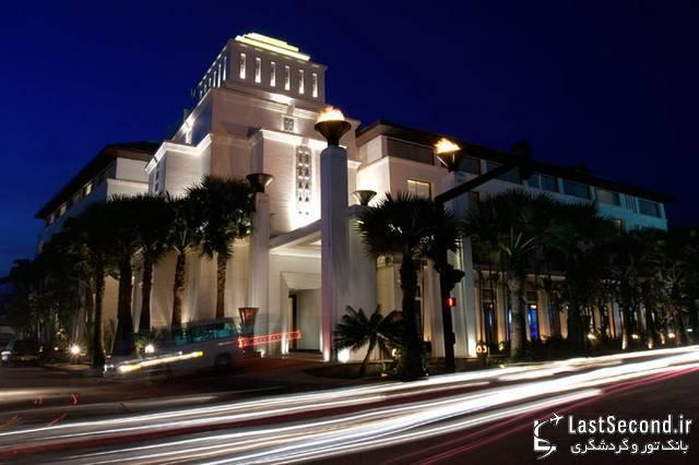 هتل لوکس و خاص دو لا په در کامبوج