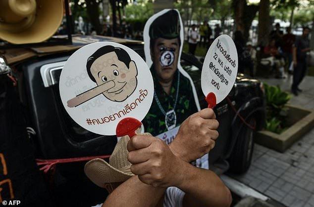 نخست وزیر تایلند: تا اوایل 2019 انتخاباتی برگزار نمی گردد