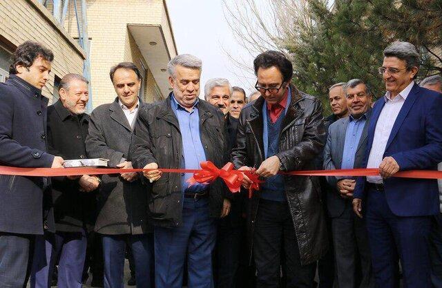 بازار خودرو شرق تبریز به بهره برداری رسید