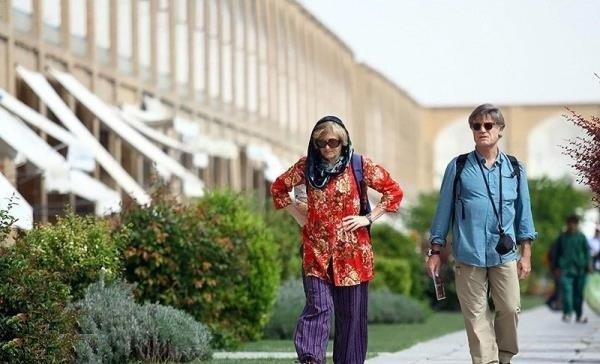 اگر گردشگران اصفهان فقط 10 درصد بیشتر شوند؟!