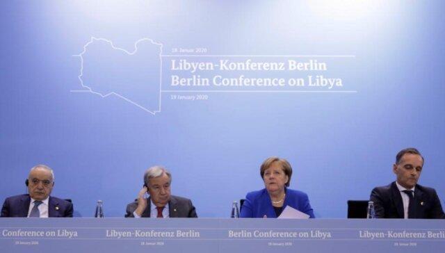 اعلام نتایج کنفرانس برلین درباره لیبی