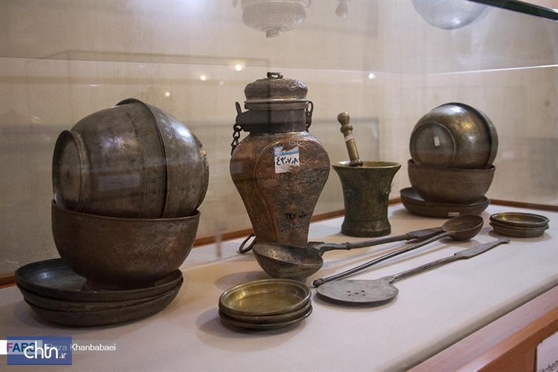 مخازن موزه های استان اردبیل انبارگردانی شد ، ثبت 14هزار شیء تاریخی