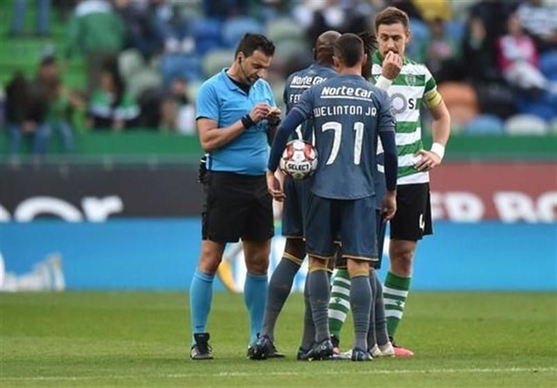لیگ برتر پرتغال، شکست آوِس با 9 بازیکن