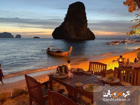 رستوران گراتو در تایلند در ساحلی زیبا و بی نظیر