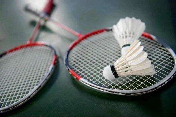 نتایج مسابقات بین المللی بدمینتون در بخش بانوان تعیین شد