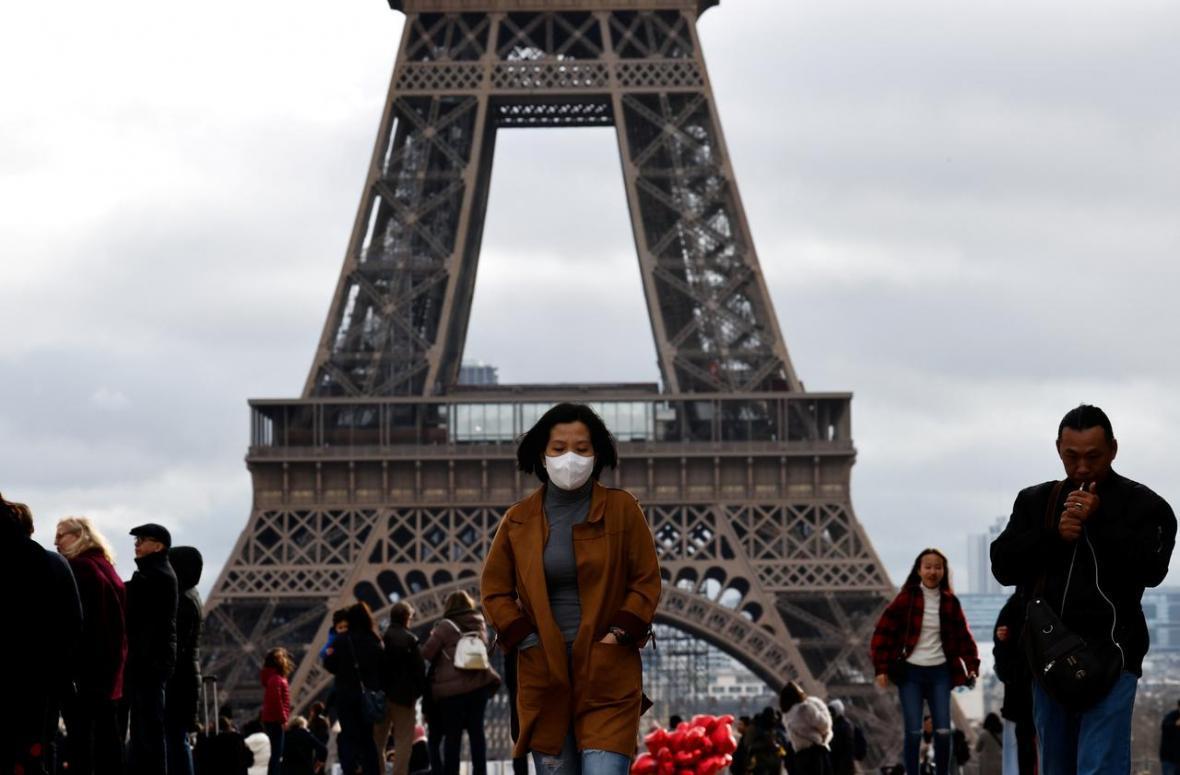 افزایش محدودیت ها در فرانسه برای مقابله به شیوع کرونا