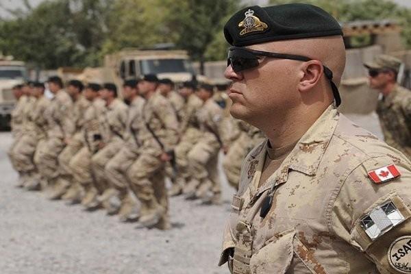 کانادا موقتا همکاری خود با نیروهای ارتش عراق را متوقف می نماید