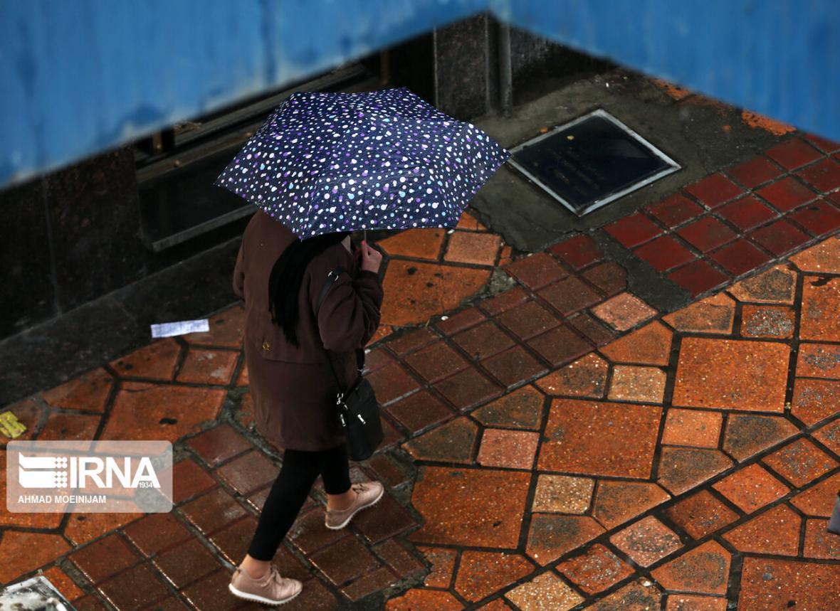 خبرنگاران تهران تا روز پنج شنبه بارانی است