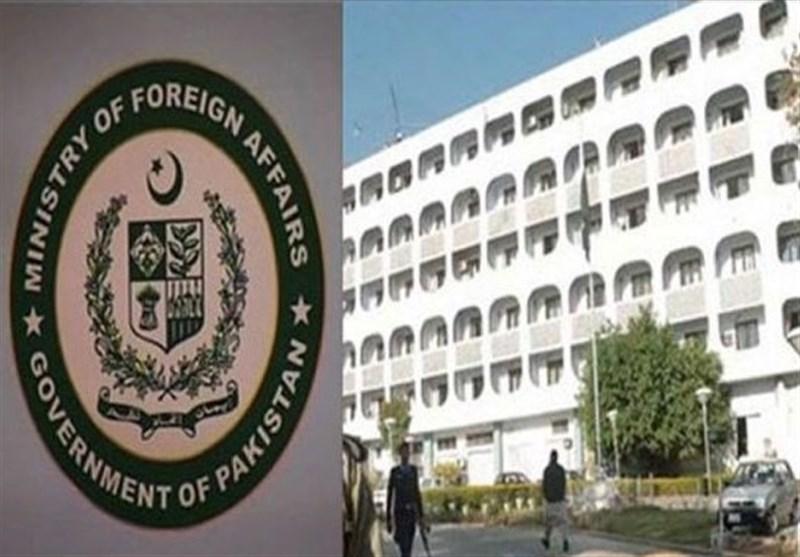 پاکستان کاردار سفارت هند را احضار کرد