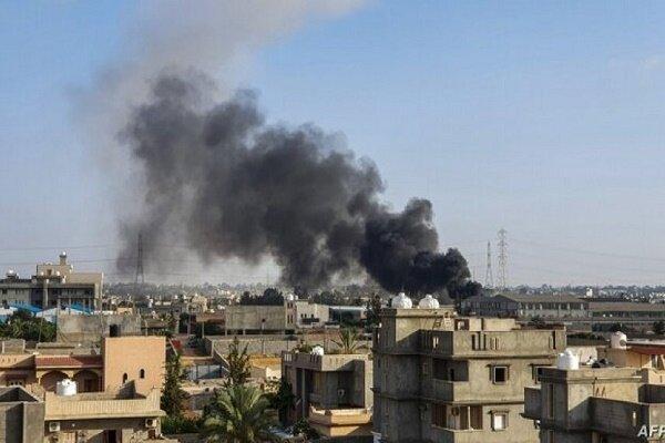 حمله سنگین نیروهای دولت غرب لیبی به شهر العجیلات