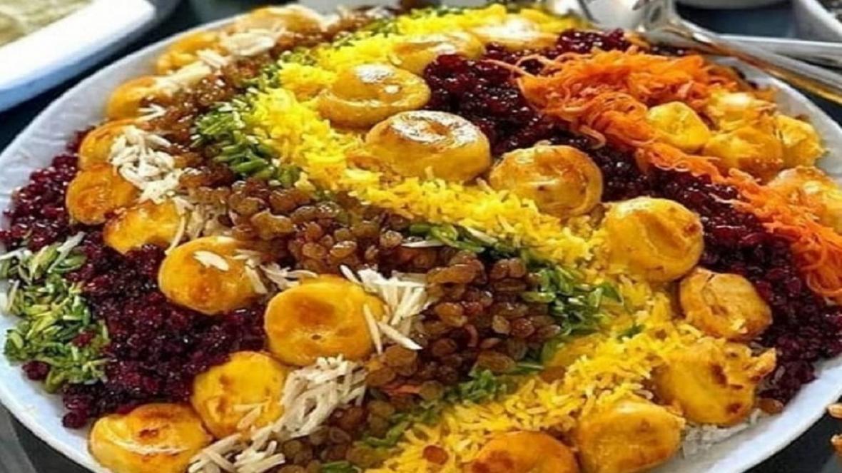 آموزش آشپزی؛ از جواهر پلو تا مرصع پلو با مرغ خوشمزه و مجلسی