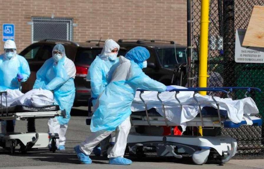 شمار کشته های کرونا در آمریکا از مرز 26 هزار تن گذشت