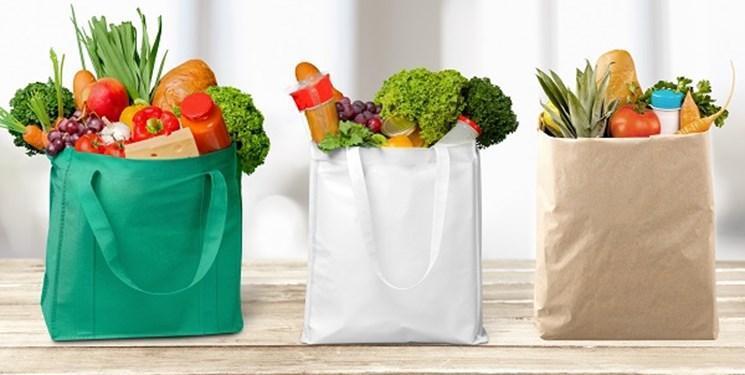 کیسه های بازیافتی به مقابله با پلاستیک و کرونا می پردازند