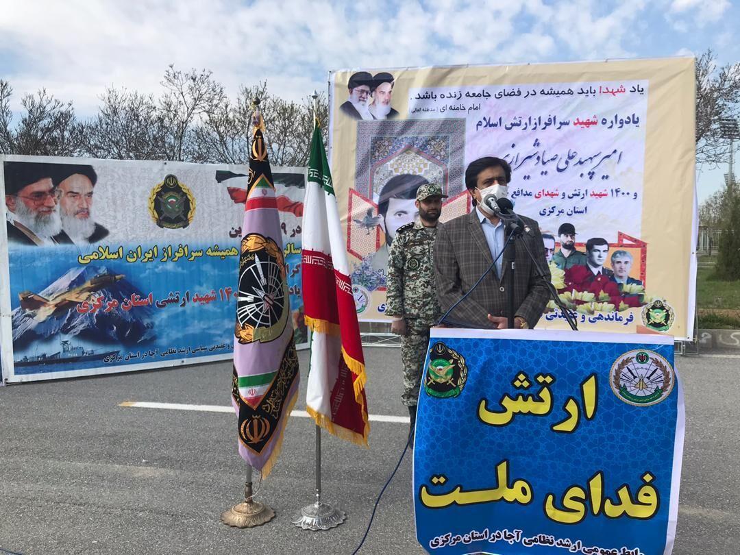 خبرنگاران ارتش جمهوری اسلامی نماد خدمت و دفاع از منافع ملی است
