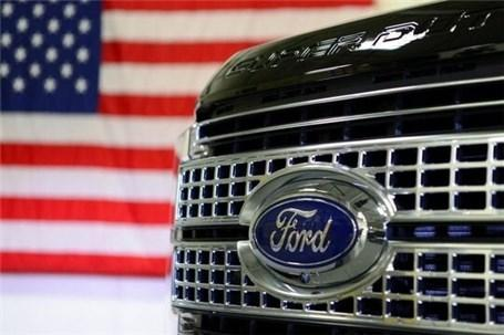 خسارت 2 میلیارد دلاری خودروسازی فورد آمریکا از کرونا