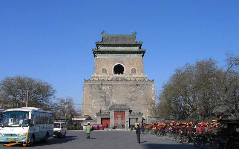 برج های طبل و ناقوس در پکن
