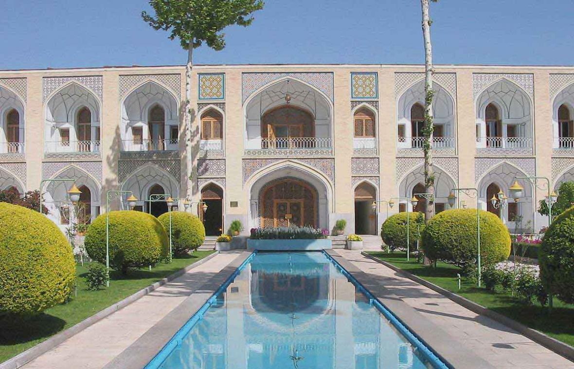 مهمانسرای عباسی اصفهان ؛ تاریخ کهن در خدمت توریسم مدرن