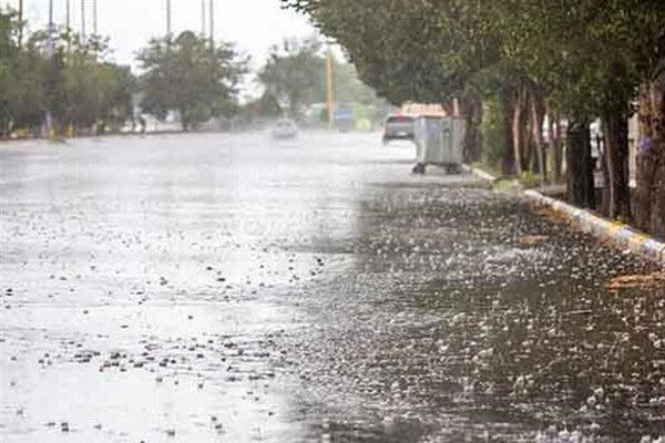 ورود سامانه بارشی به آذربایجان شرقی