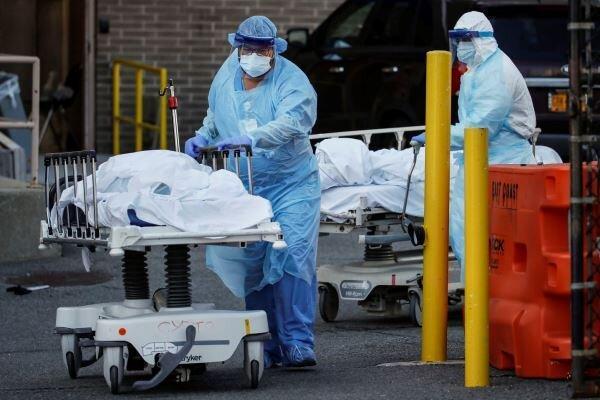موارد ابتلا به کووید-19 در آمریکا روزانه به 200 هزار نفر می رسد