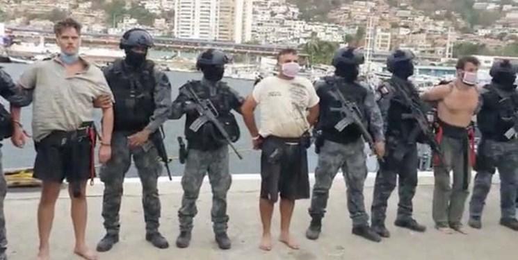 ادعای یاری تیم پهپادی روسیه برای شناسایی تروریست ها در ونزوئلا