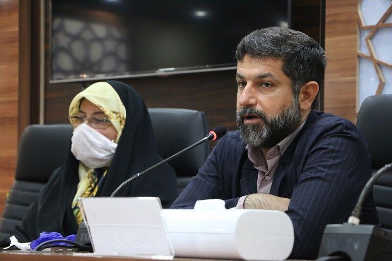 خبرنگاران استاندار خوزستان: تعهد شهروندان به اصول مراقبتی باعث کاهش مبتلایان به کرونا می گردد