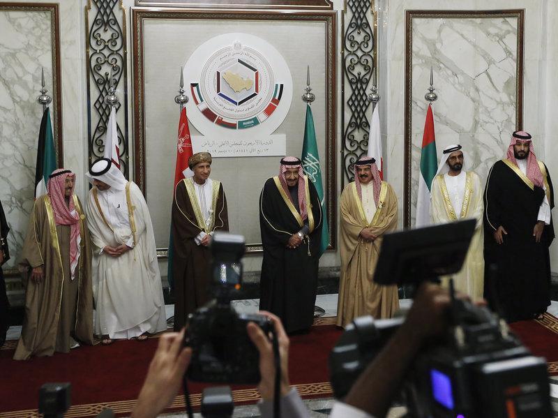 ان پی آر: کشورهای خلیج فارس می توانند به کاهش تنش میان ایران و آمریکا یاری نمایند؟