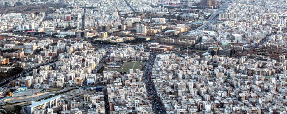 خانه های پرتقاضا در بازار مسکن تهران