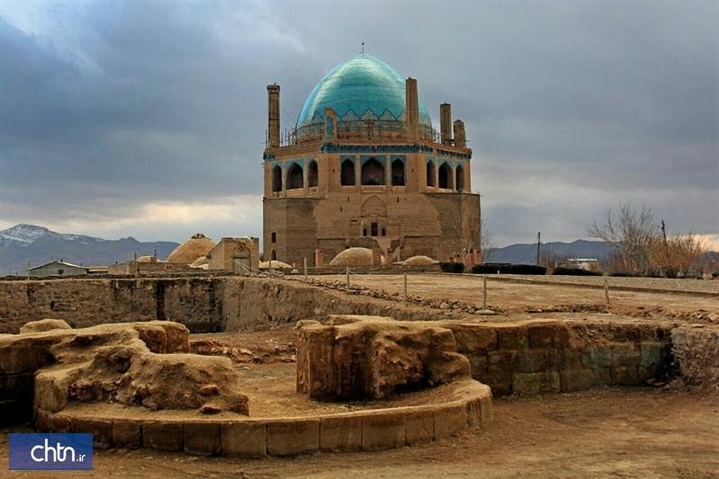 بازگشایی بزرگترین گنبد آجری دنیا در زنجان