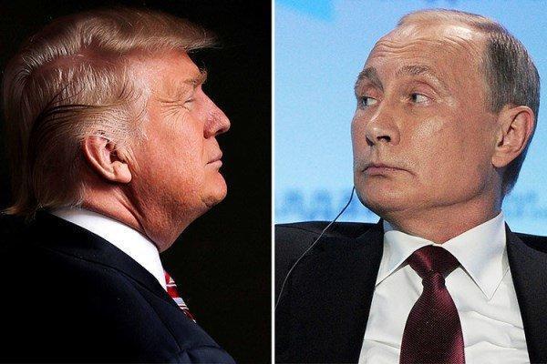 پوتین و ترامپ تبادل نظر کردند