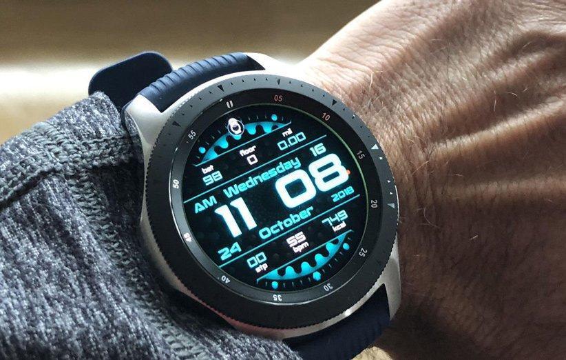 جدیدترین ساعت هوشمند سامسونگ از حاشیه چرخان فیزیکی بهره می برد