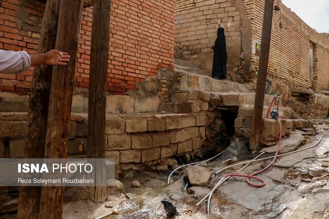 پیگیری مسائل غیزانیه، منبع آب و حصیرآباد اهواز