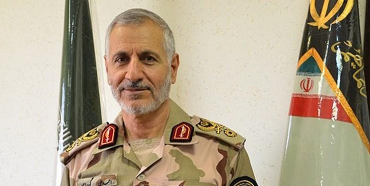 سردار گودرزی فرمانده مرزبانی ناجا شد