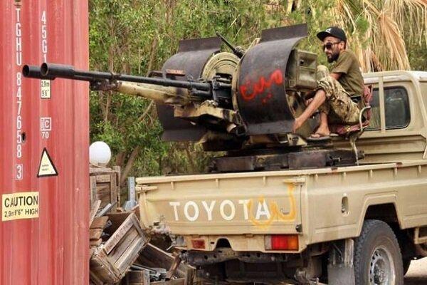 توافق طرفهای درگیر در لیبی برای برقراری آتش بس