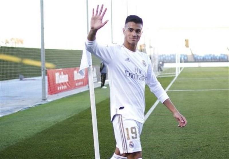رئال مادرید هافبک برزیلی اش را به دورتموند قرض داد