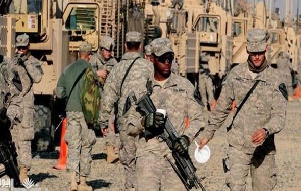 آمریکا برای ماندن در عراق تا بعد از انتخابات تلاش می کند