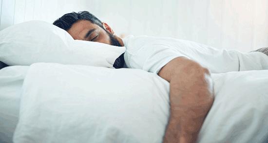 20 ترفند علمی برای خواب سریع و بدون غلتیدن