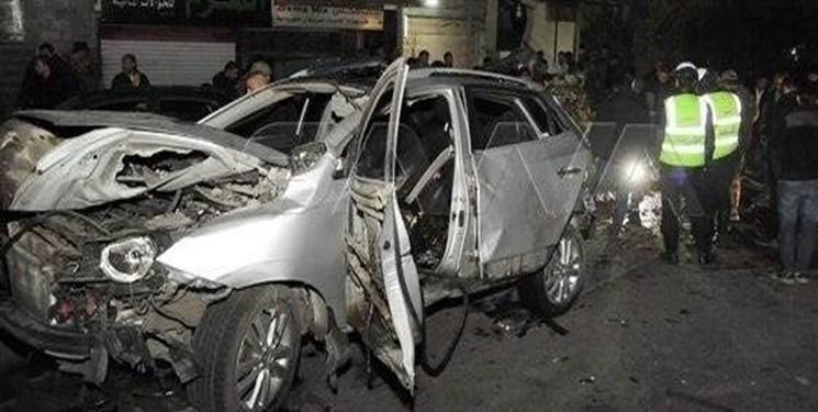 وقوع انفجار تروریستی در پایتخت سوریه یک روز مانده به انتخابات