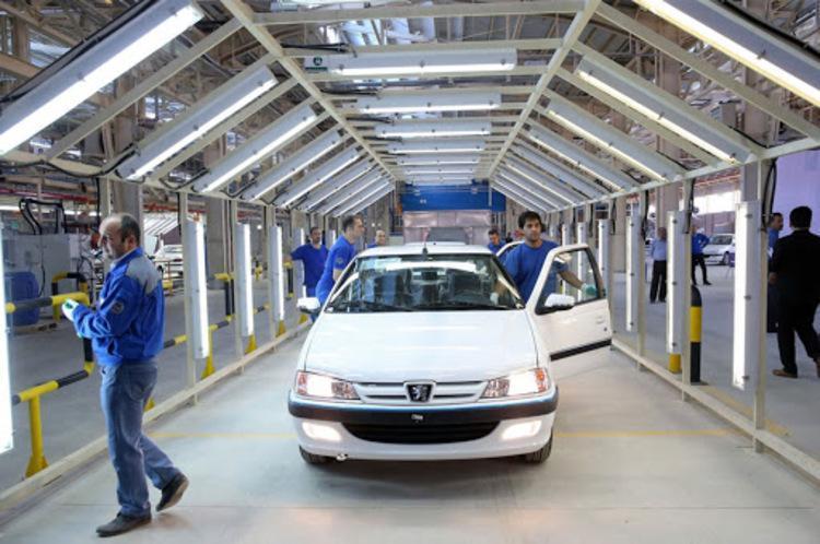 قیمت جدید محصولات ایران خودرو؛ 206 بیش از 103 میلیون پارس 105 میلیون!