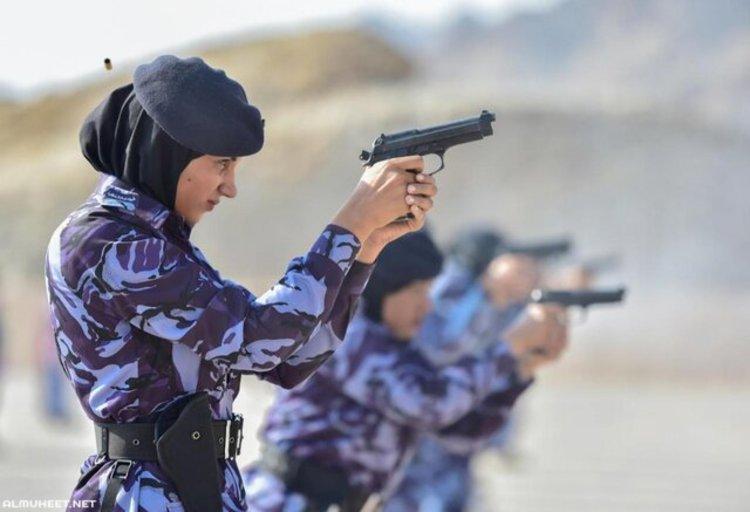 (تصاویر) پلیس زنان در کشورهای عرب حوزه خلیج فارس
