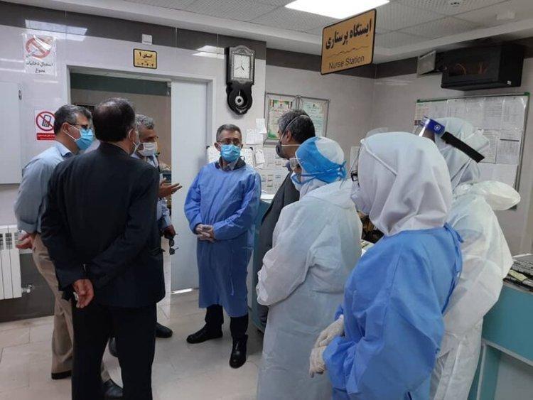 10 هزار پرستار و پزشک به کادر درمانی کشور اضافه می گردد