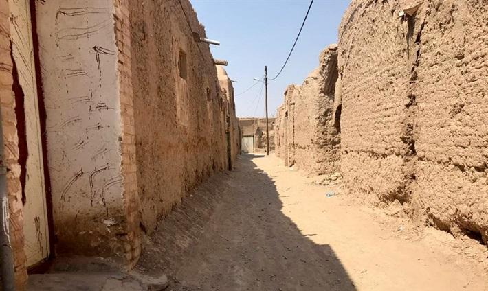 معابر بافت تاریخی شهر هرات ساماندهی می شود