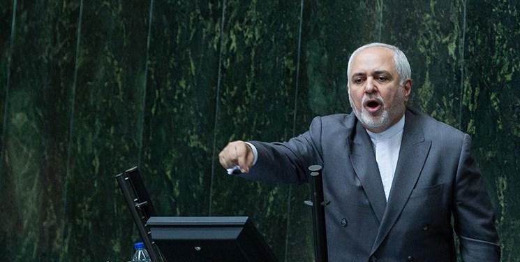 ظریف: دولت در ایران جوابگوی مجلس است