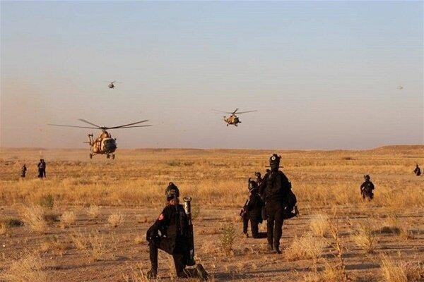 عملیات ضد تروریستی ارتش عراق در استان الأنبار